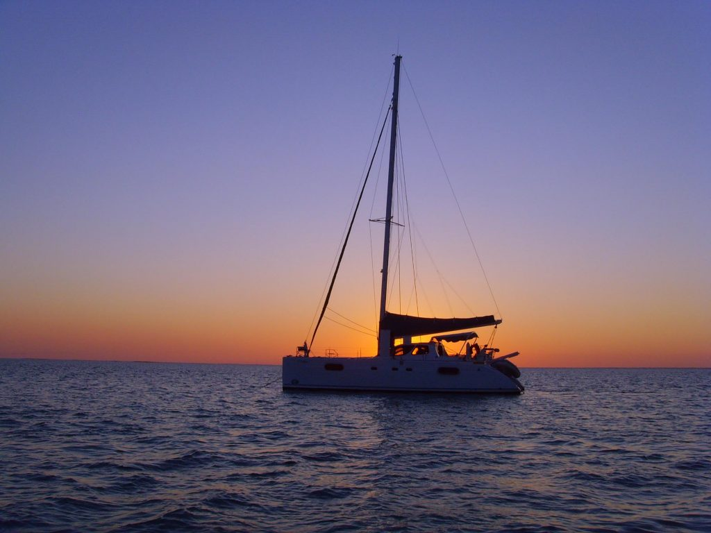 BVI summer catamaran vacation