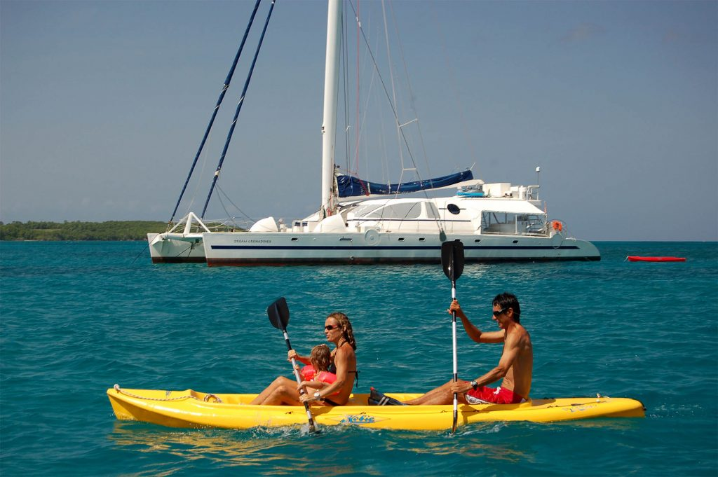 secret of a perfect yacht vacation