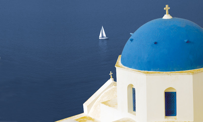 Mediterranean Greek Islands
