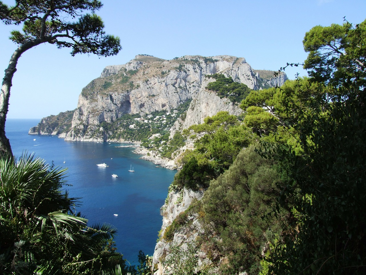 Cruising The Amalfi Coast Is A Vacation In Southern Italy Best Experienced By Yacht