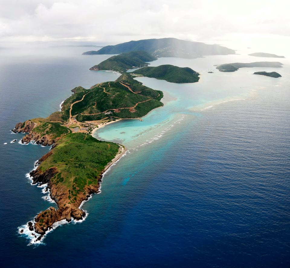 The BVI - Sailors Paradise
