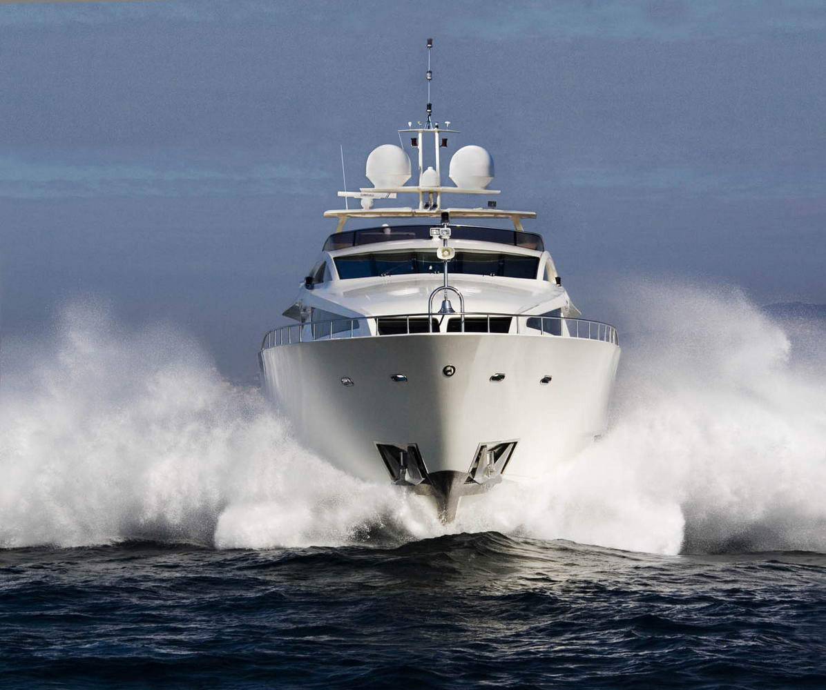 Cost to Charter a Yacht in the Mediterranean Includes ...