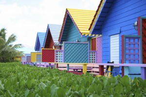 Bahamian Cottages