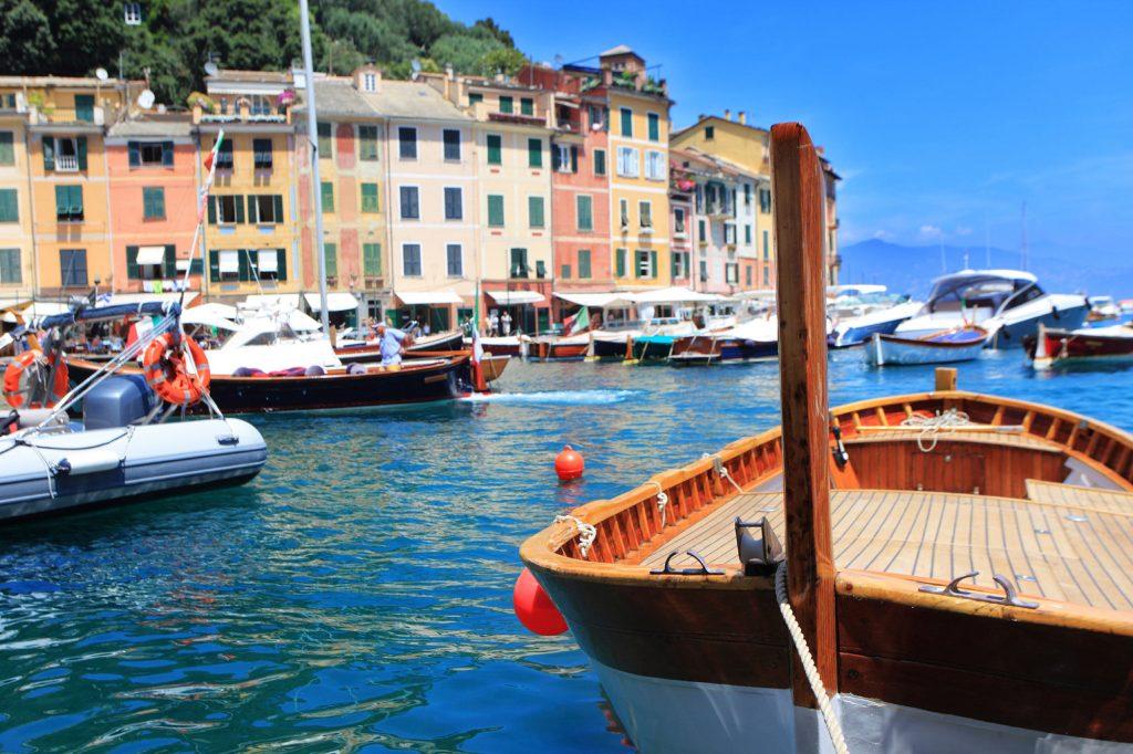 mediterranean coastal city