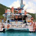 Family charter vacation