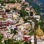 italian hillside village