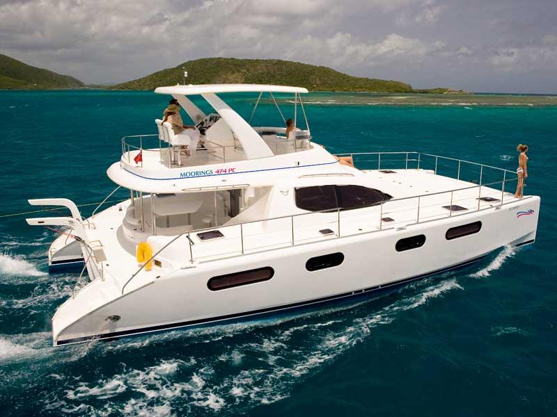 catamaran bareboat charter