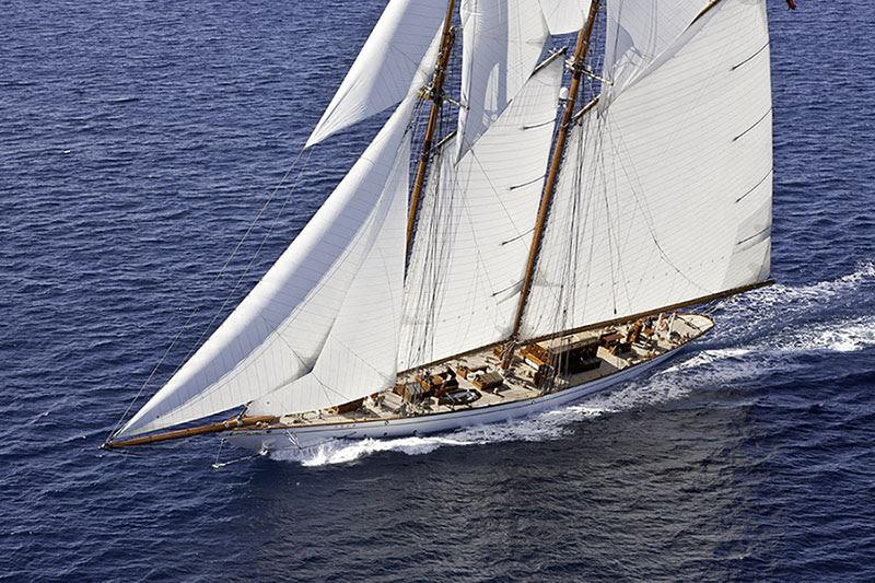 old sailing tall ship