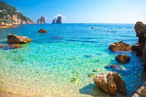 Italy Amalfi Coast Beach
