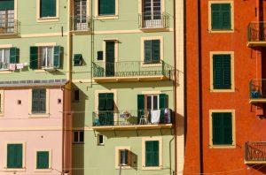italian village homes