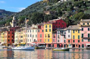 portofino italy harbor Italian Riviera