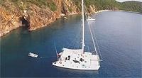 braveheart catamaran