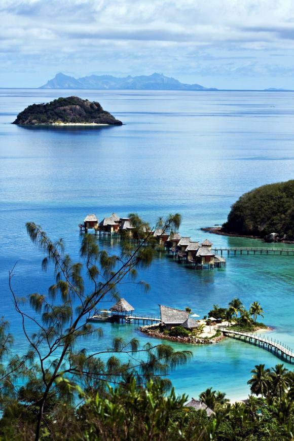 Fiji water hotel