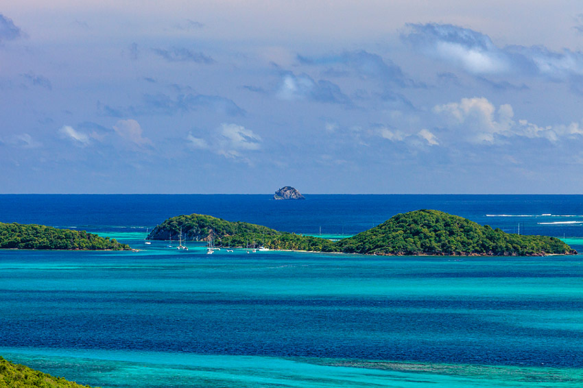 Tobago Cays Grenadines