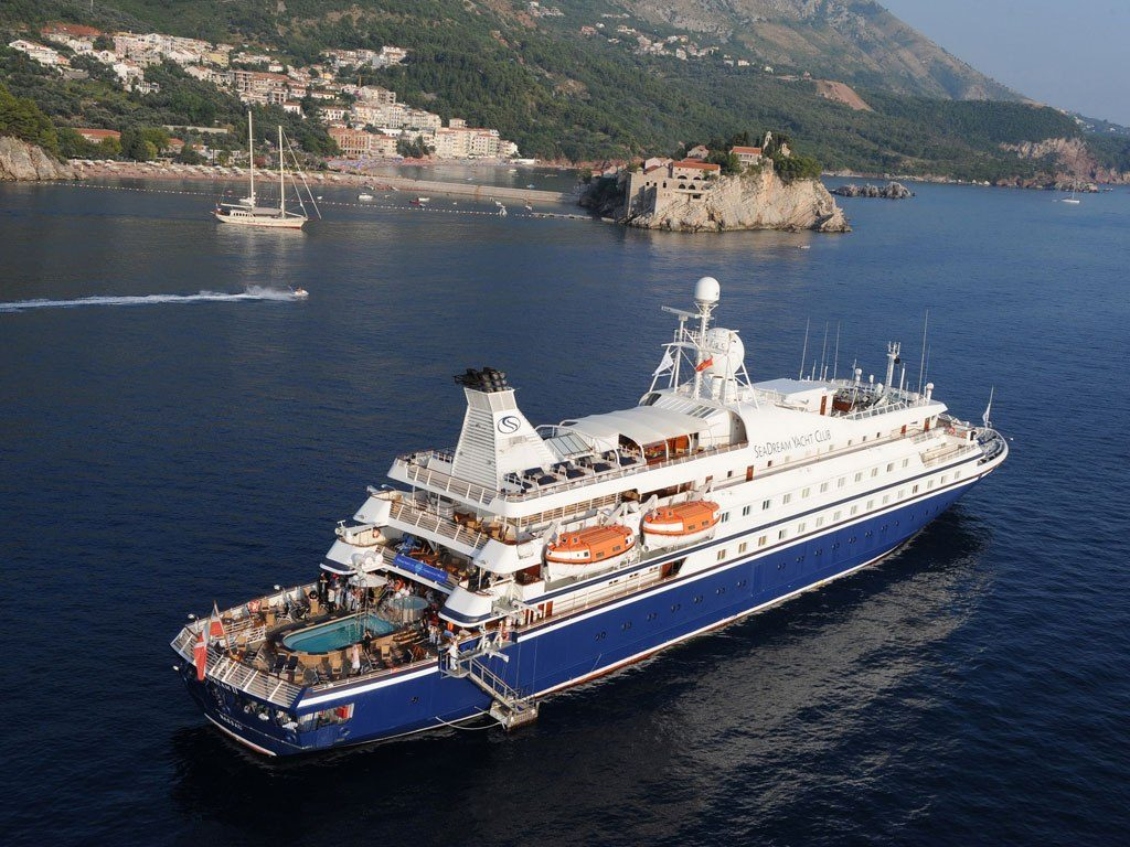 seadream yacht cruise liner