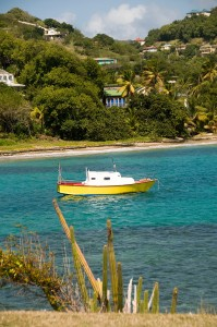 Fishing in the Grenadines