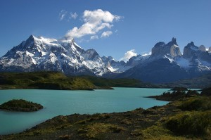 Torres-de-Paine,-Chile