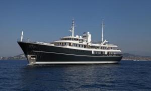 sherakhan yacht portside